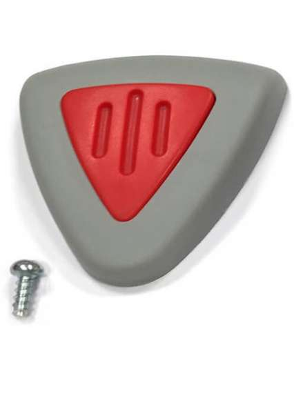 Quinny Zapp foot pedal right gray